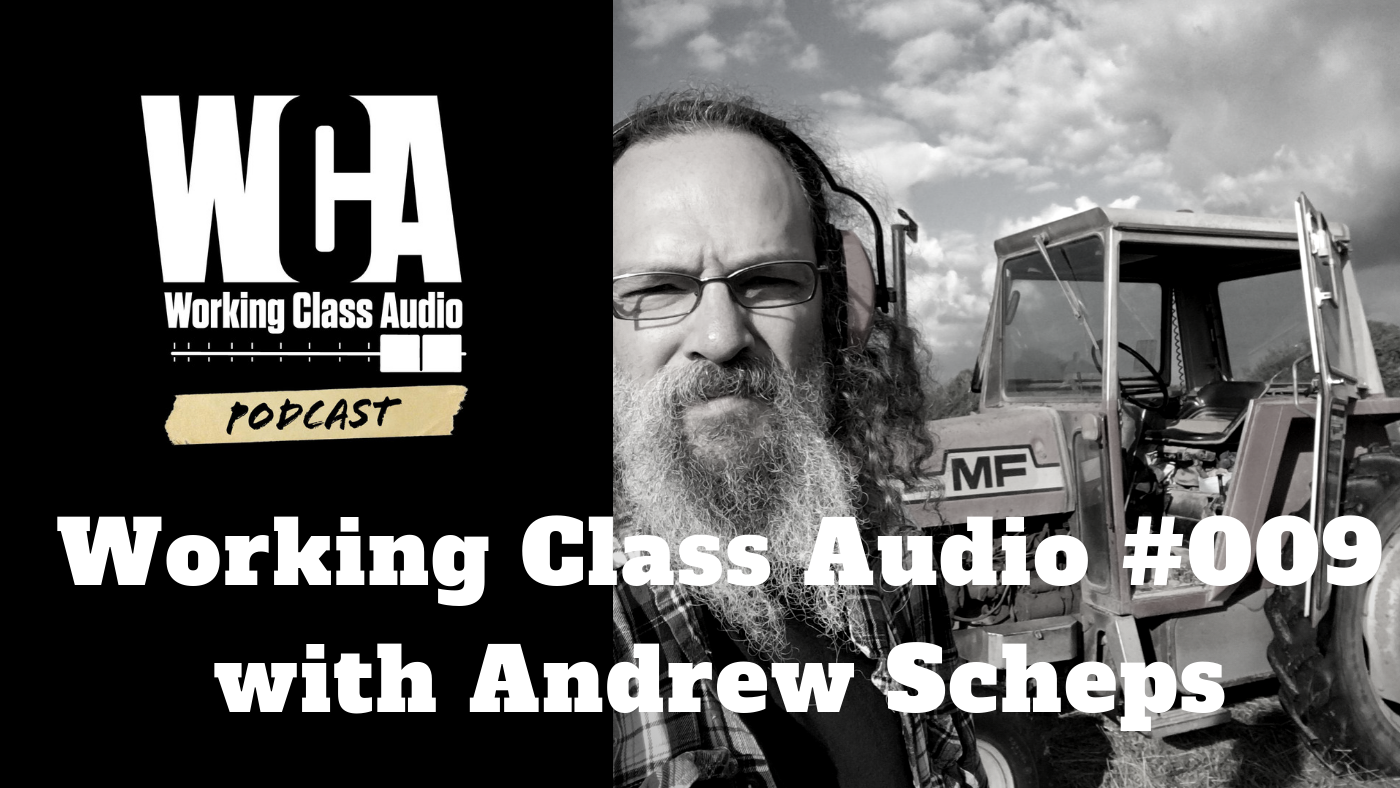 Working Class Audio with Andrew Scheps