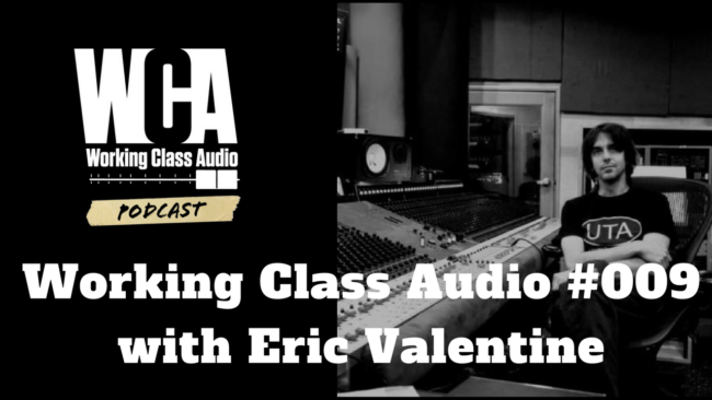 WCA #043 with Eric Valentine