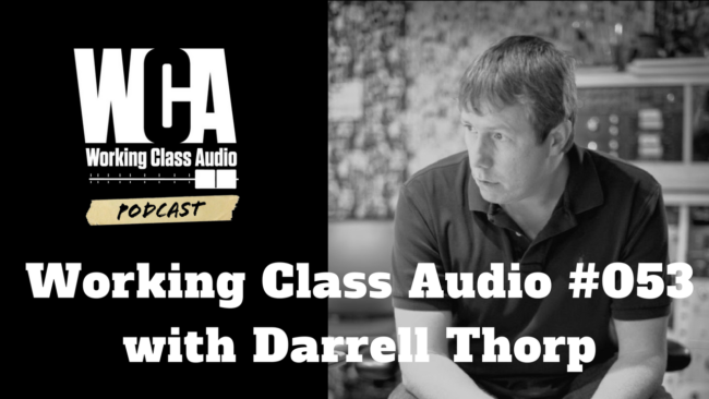 WCA #053 with Darrel Thorp