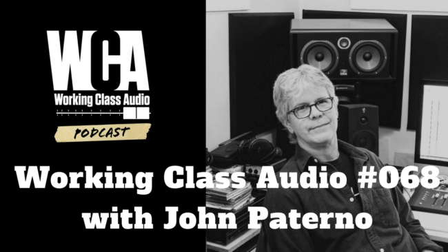 WCA #068 with John Paterno