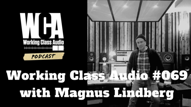 WCA #069 with Magnus Lindberg