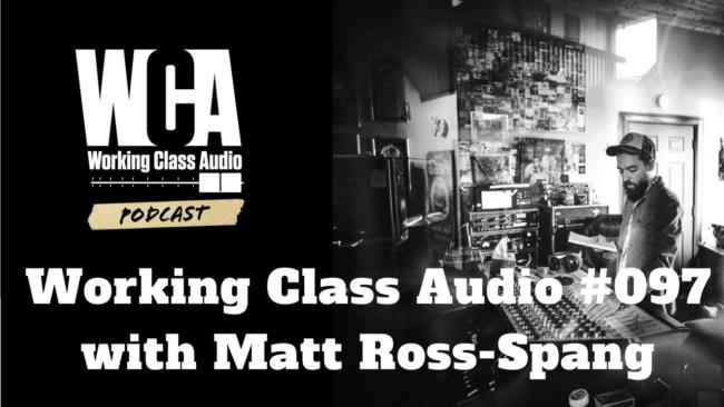 WCA #097 with Matt Ross-Spang