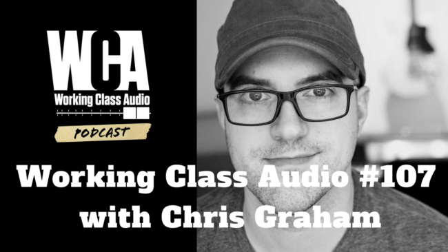 WCA #107 with Chris Graham