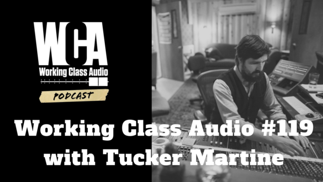 WCA #119 with Tucker Martine