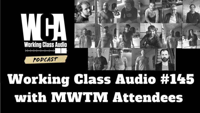 WCA #145 with the MWTM Attendees