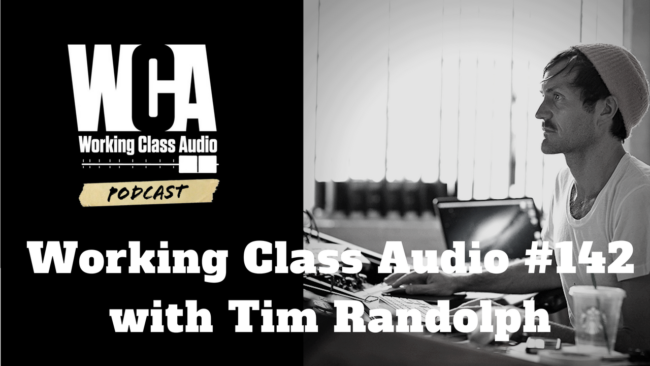 WCA #142 with Tim Randolph