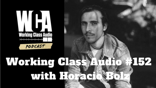 WCA #152 with Horacio Bolz