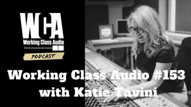 WCA #153 with Katie Tavini