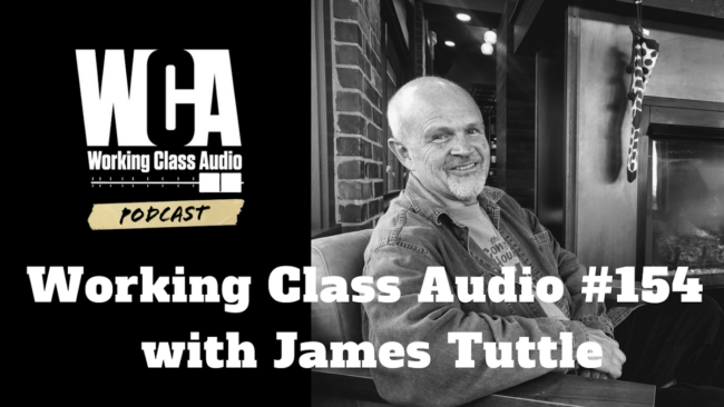 WCA #154 with James Tuttle