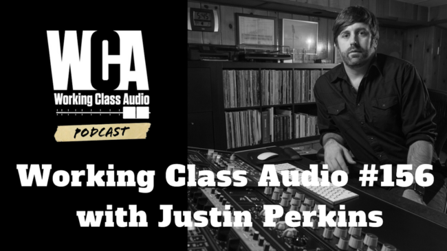 WCA #156 with Justin Perkins