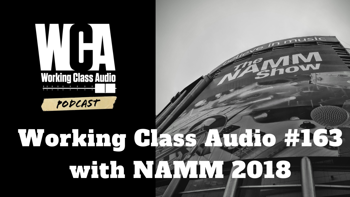 WCA #163 with NAMM 2018