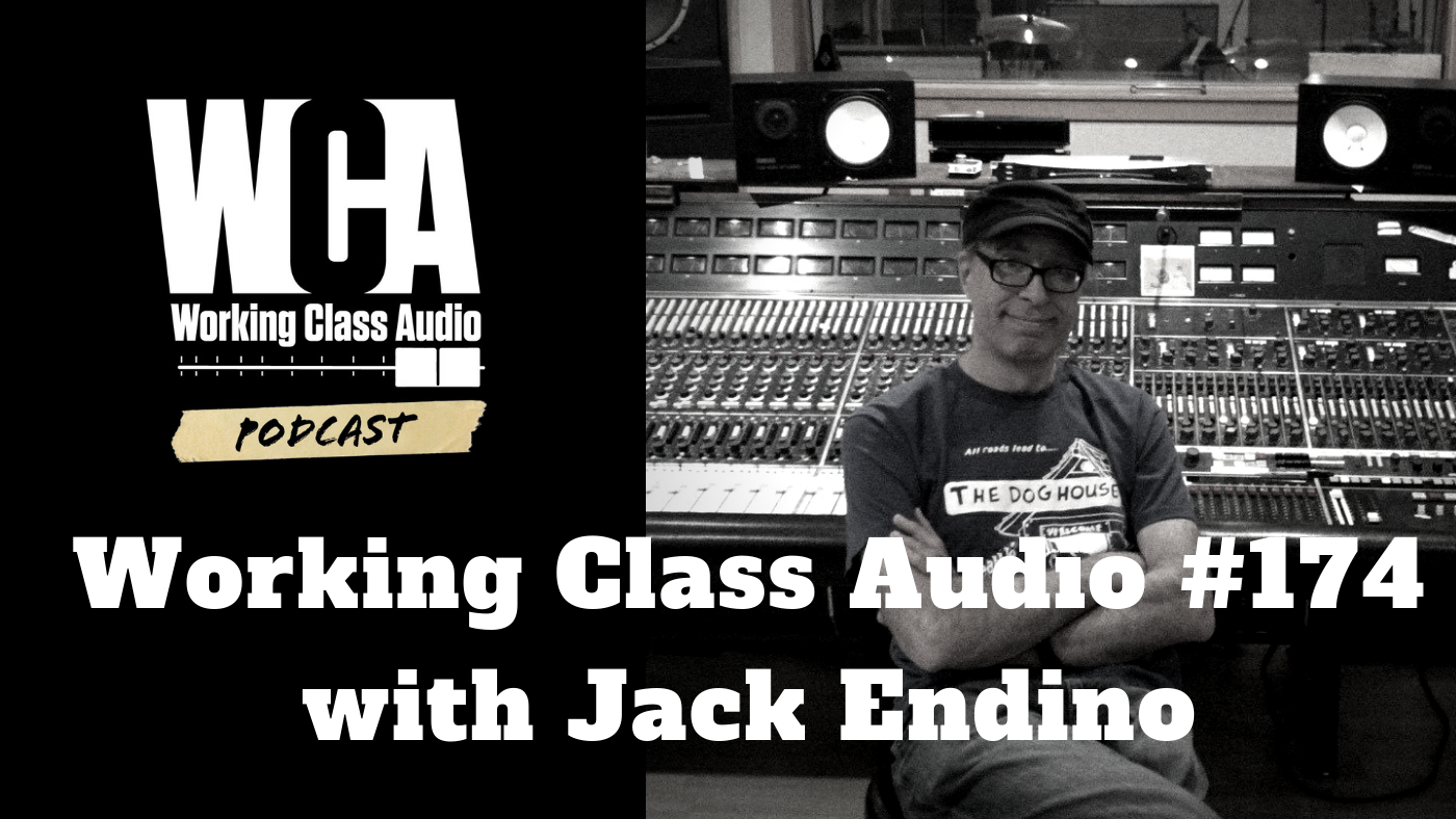 Working Class Audio with Jack Endino