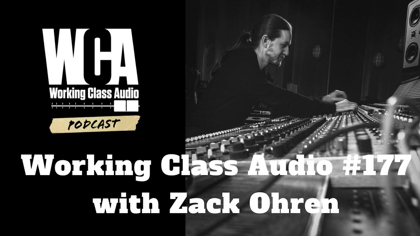 WCA #177 with Zack Ohren