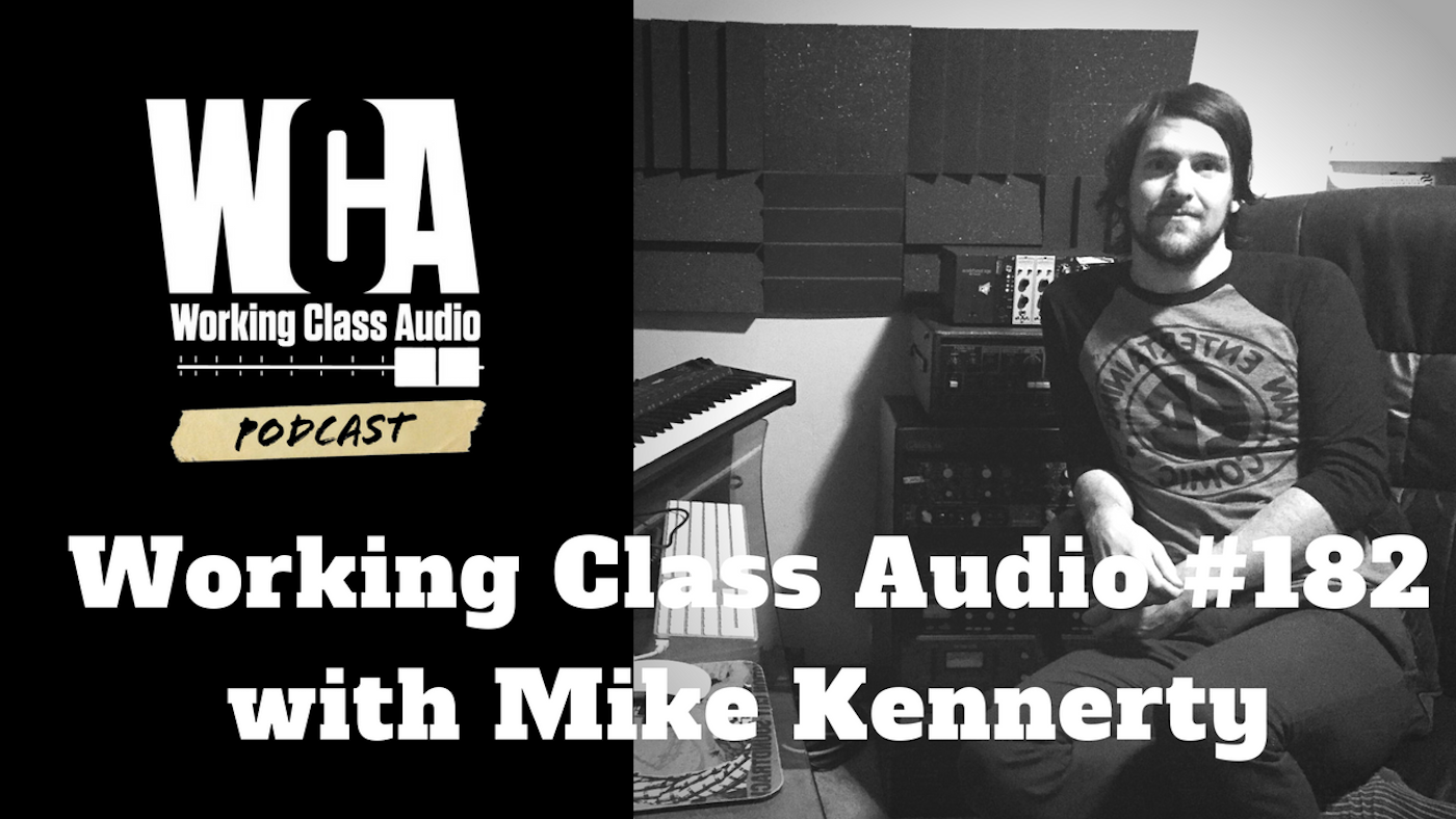 WCA #182 with Mike Kennerty