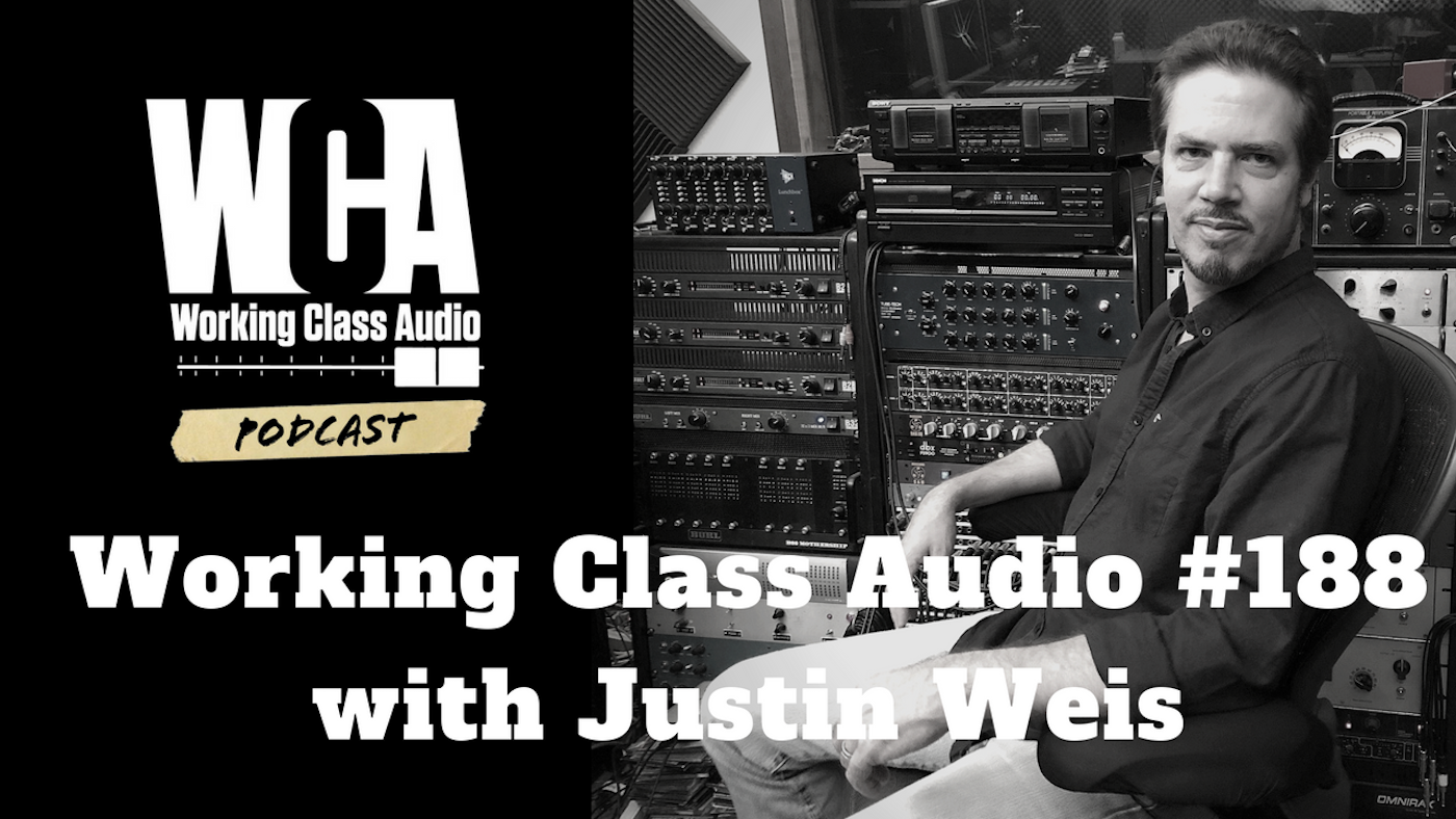 WCA #188 with Justin Weis