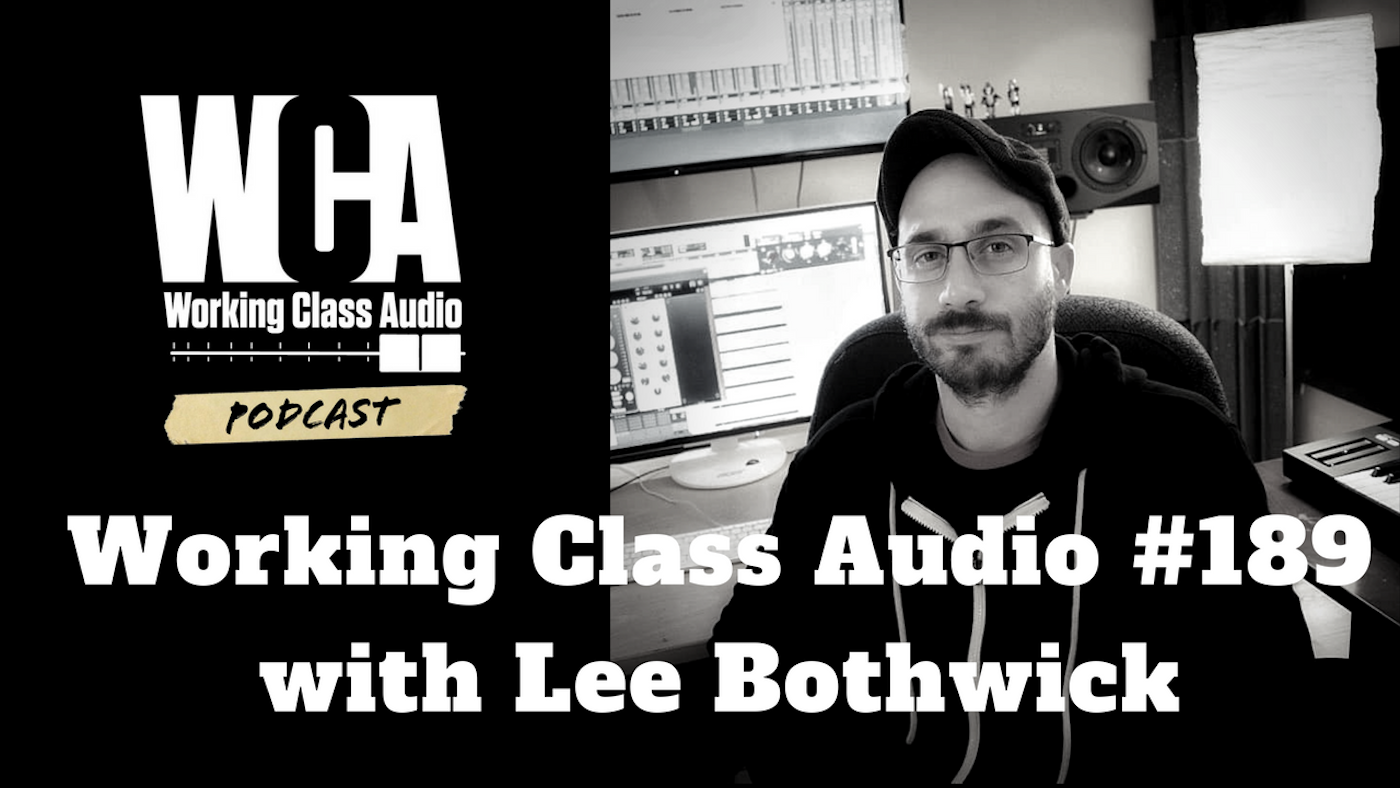 WCA #189 with Lee Bothwick