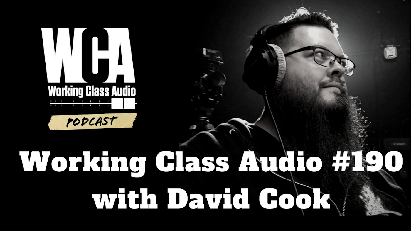 WCA #190 with David Cook