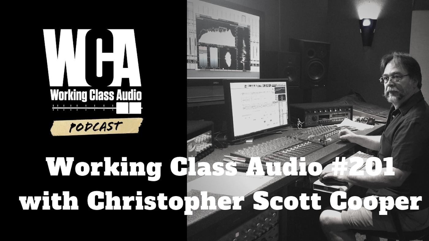 WCA #201 with Christopher Scott Cooper