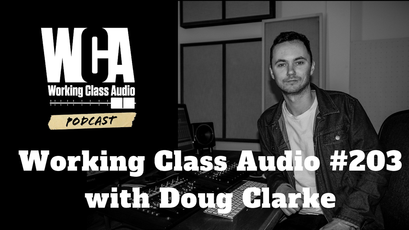 WCA #203 with Doug Clarke