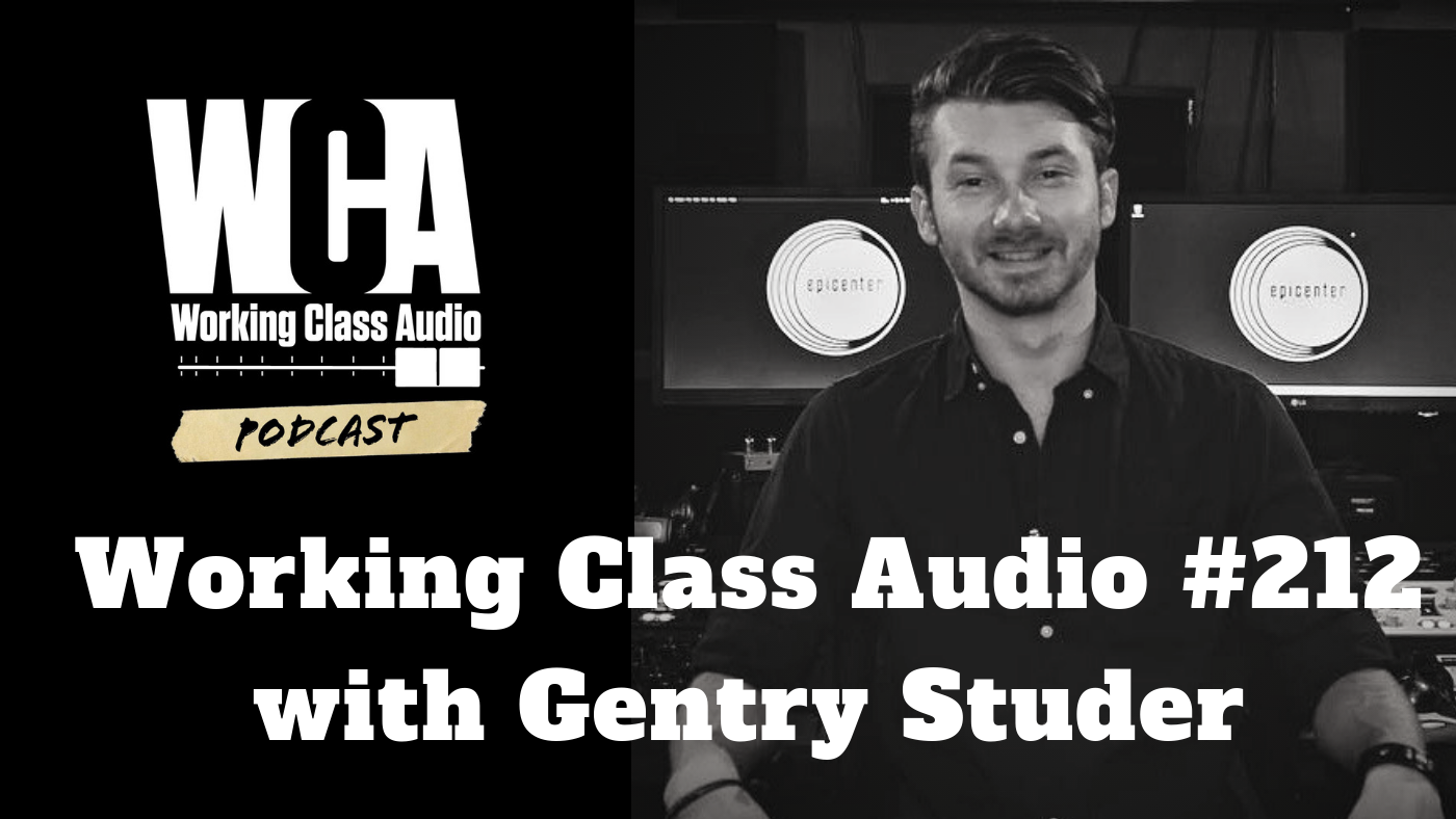 WCA #212 with Gentry Studer